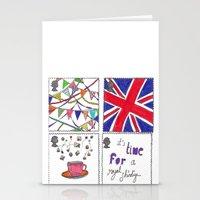 A Royal Shindig Stationery Cards