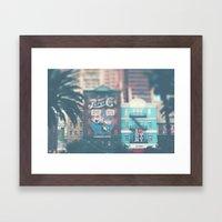 I Heart New York ...  Framed Art Print