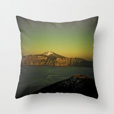 Man from Earth Throw Pillow