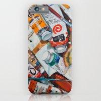 Paint Splash! iPhone 6 Slim Case