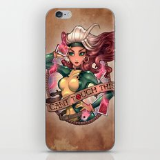 CAN'T TOUCH THIS iPhone & iPod Skin