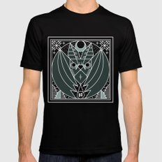Bat from Transylvania Mens Fitted Tee Black SMALL