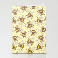 Bees! Stationery Cards