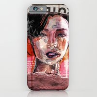 SENSUAL EVERAFTER iPhone 6 Slim Case