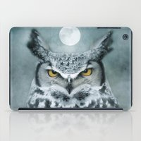 By The Light Of The Moon… iPad Case