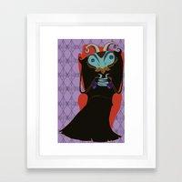 Francios Framed Art Print