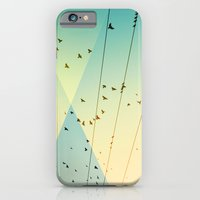 iPhone & iPod Case featuring Cool World #3 by Alicia Bock