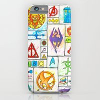 Fandoms iPhone 6 Slim Case