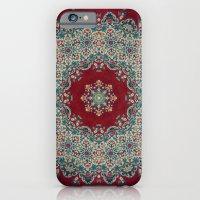 mandala iPhone & iPod Cases featuring Mandala Nada Brahma  by Elias Zacarias