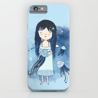 iPhone & iPod Case featuring Medusa by Kristina Sabaite