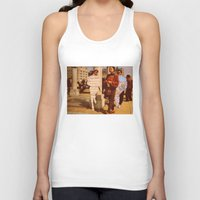 Im lost without you Unisex Tank Top