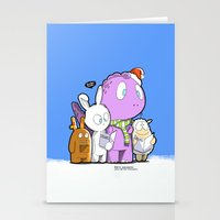 Christmas 2014 Stationery Cards