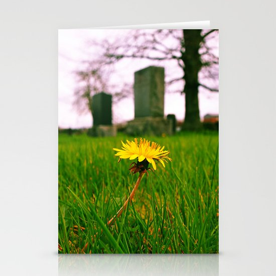 Sign of spring Stationery Card