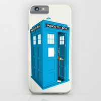 Doctor Who: Long Live the Tenth Doctor iPhone 6 Slim Case