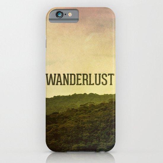 Wanderlust I iPhone & iPod Case
