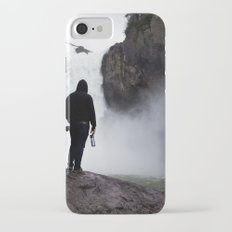 Twin Peeks iPhone 7 Slim Case