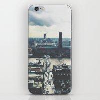 London Below  iPhone & iPod Skin