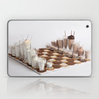 Cookies And Milk Chess S… Laptop & iPad Skin