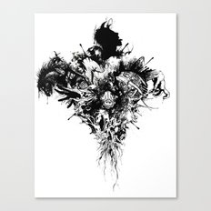 Devil May Care Canvas Print