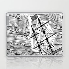 capsized Laptop & iPad Skin