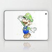 Luigi Laptop & iPad Skin