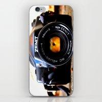 Zenit iPhone & iPod Skin
