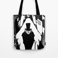 Dr. Caligari Tote Bag