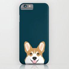 Teagan - Corgi Welsh Cor… iPhone 6 Slim Case