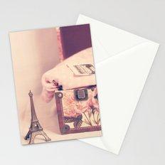 Eiffel Love Stationery Cards