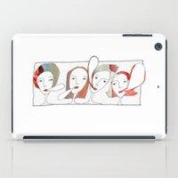 Le Quattro Grazie iPad Case