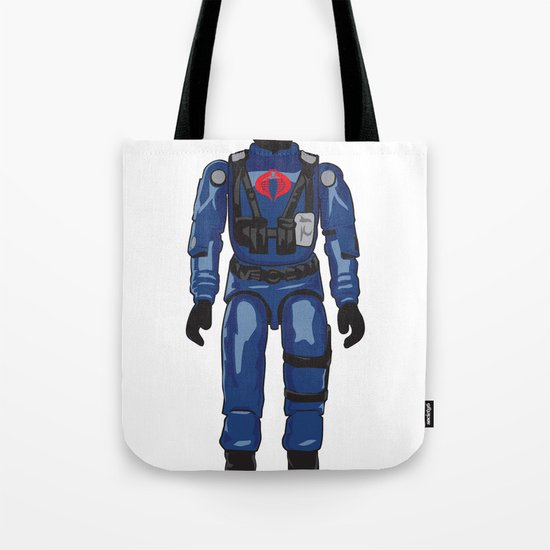 Anonymous Disposables #2 Tote Bag