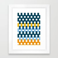 Veeka IV Framed Art Print
