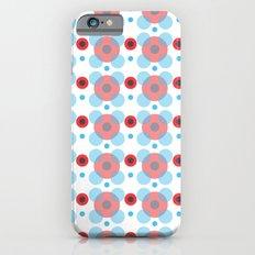 Dots Bubbles  iPhone 6s Slim Case