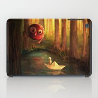 Forest Encounter iPad Case