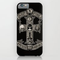 iPhone & iPod Case featuring APPETITE FOR DARKNESS by Letter_q
