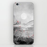 The red sounds and poems, Chapter II iPhone & iPod Skin