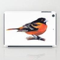 Oriole iPad Case
