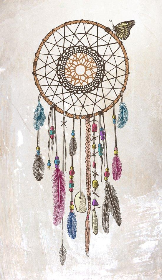 Lakota (Dream Catcher) Art Print