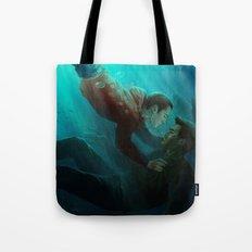 The Bottom Tote Bag