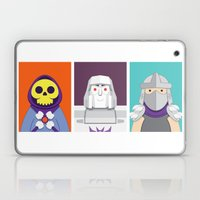 Cute Villains Set 1 Laptop & iPad Skin