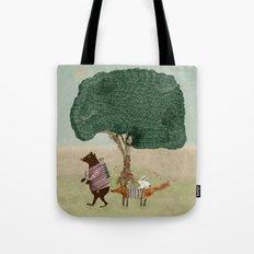 summers adventure Tote Bag