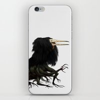 Twitchy Vukka iPhone & iPod Skin