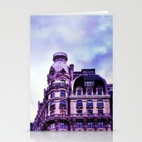 Ansonia - Storm Stationery Cards