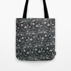 Bones in the Desert Tote Bag