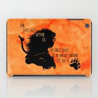 Our Fate Lives Within Us iPad Case