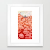 Come Sail Away  Framed Art Print