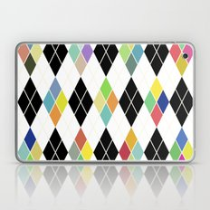 Colorful Geometric III Laptop & iPad Skin