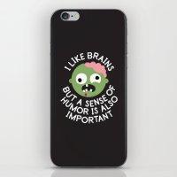 Of Corpse iPhone & iPod Skin