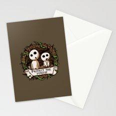 Save Kodamas V2 Stationery Cards
