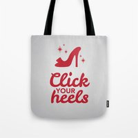 Click Your Heels Tote Bag